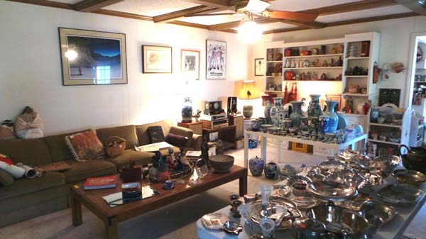 Large Exciting Estate Sale in Houston